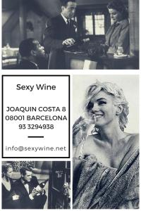 Sexy Wine Contacto